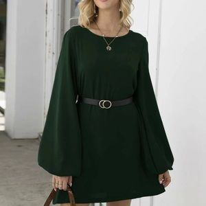 Forest Tunic Dress